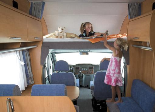 camping in deutschland meldung camping caravan neu im modelljahr 2007. Black Bedroom Furniture Sets. Home Design Ideas