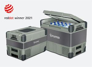 Truma erhält reddot Design Award