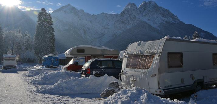 (c) Martin Freischütz/Camping Resort Zugspitze