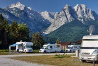 (c) Camping Resort Zugspitze GmbH