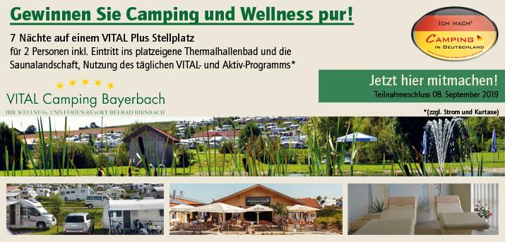 (c) VITAL Camping Bayerbach / simply network